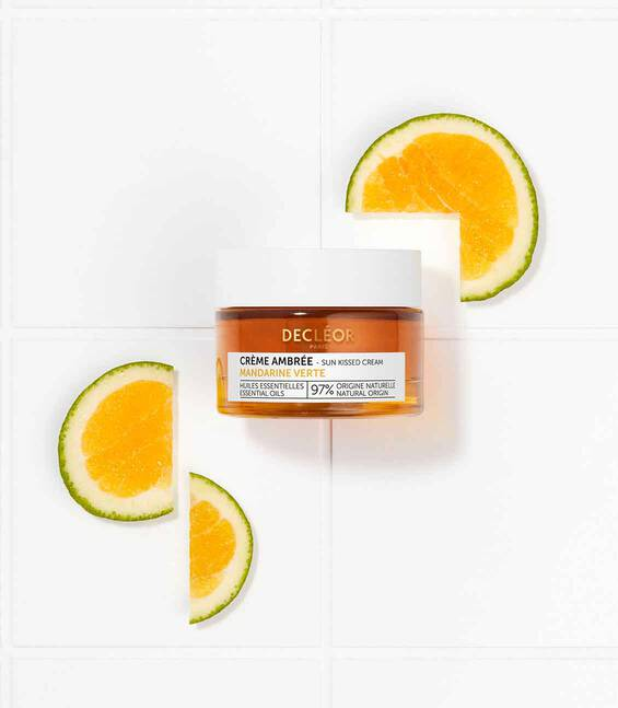 GREEN MANDARIN SUN-KISSED GLOW CREAM