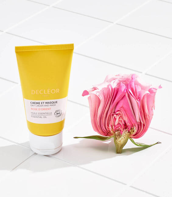 ORGANIC ROSE DAMASCENA DAY SOOTHING CREAM & MASK