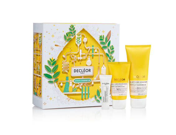 antidote and rosemary kit with products