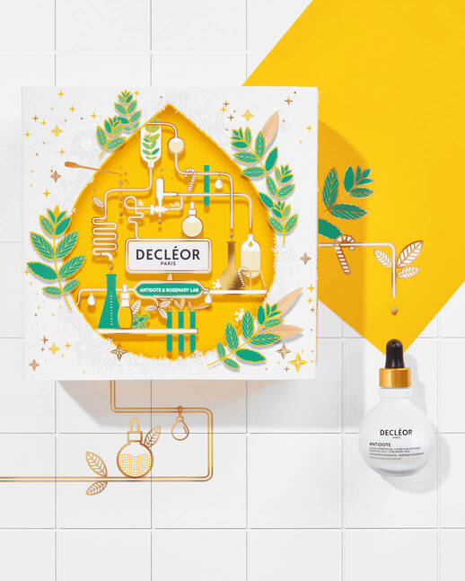 ANTIDOTE & ROSEMARY PURIFYING CHRISTMAS COLLECTION