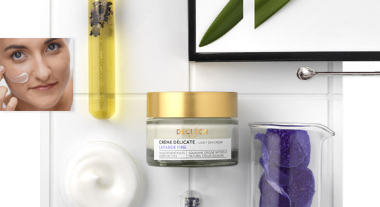 LAVENDER FINE LIFTING LIGHT DAY CREAM
