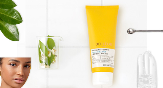 NEROLI BIGARADE HYDRATING CLEANSING MOUSSE